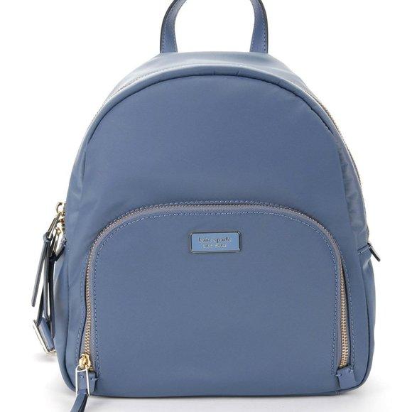 kate spade Dawn Medium Backpack | Charcoal Blue